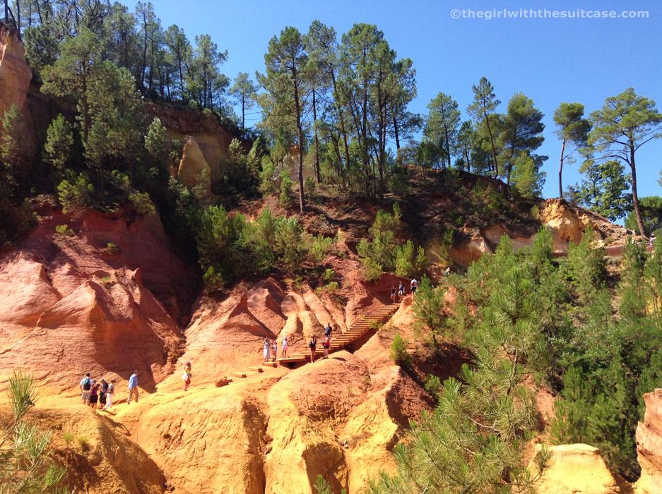 Roussillon, Provenza