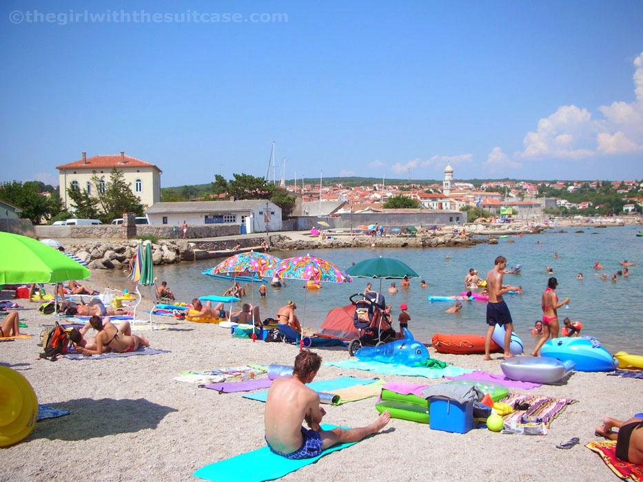 Krk, Croazia