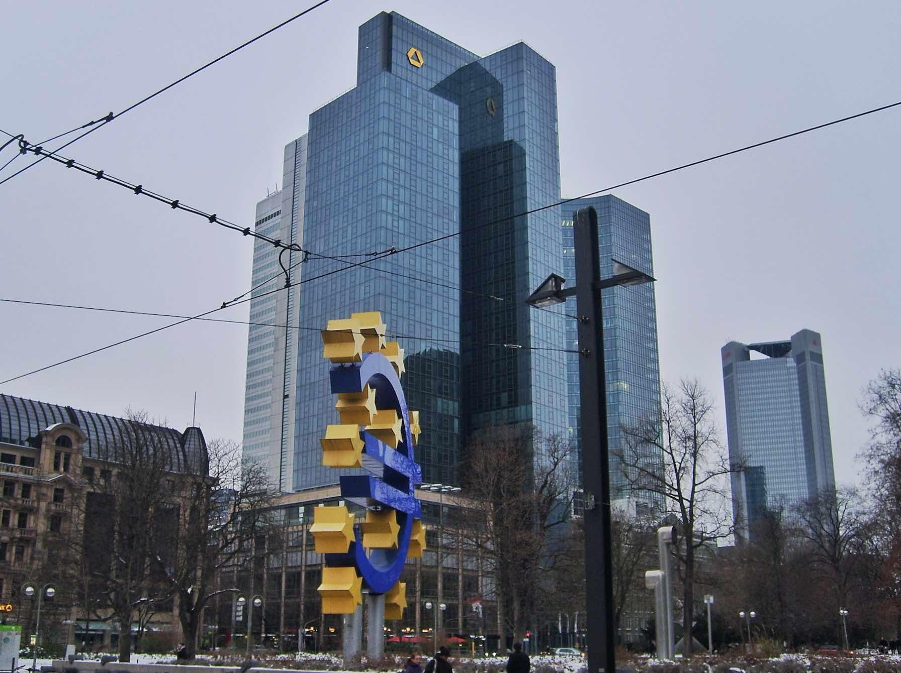 Francoforte quartiere moderno