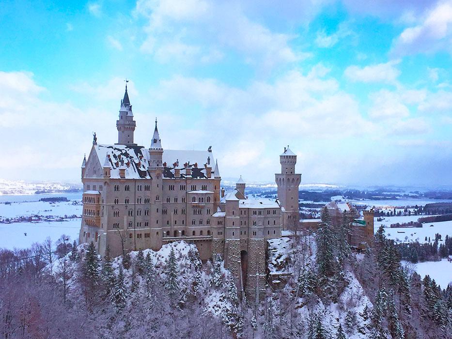 Castelli della Baviera, Neuschwanstein