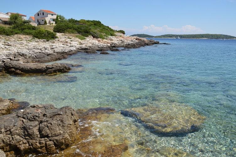 mare e spiagge croate
