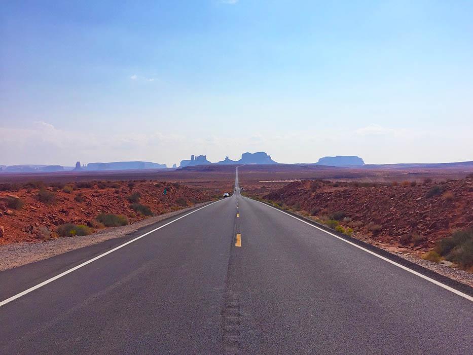 Road trip, itinerario di viaggio ai parchi americani
