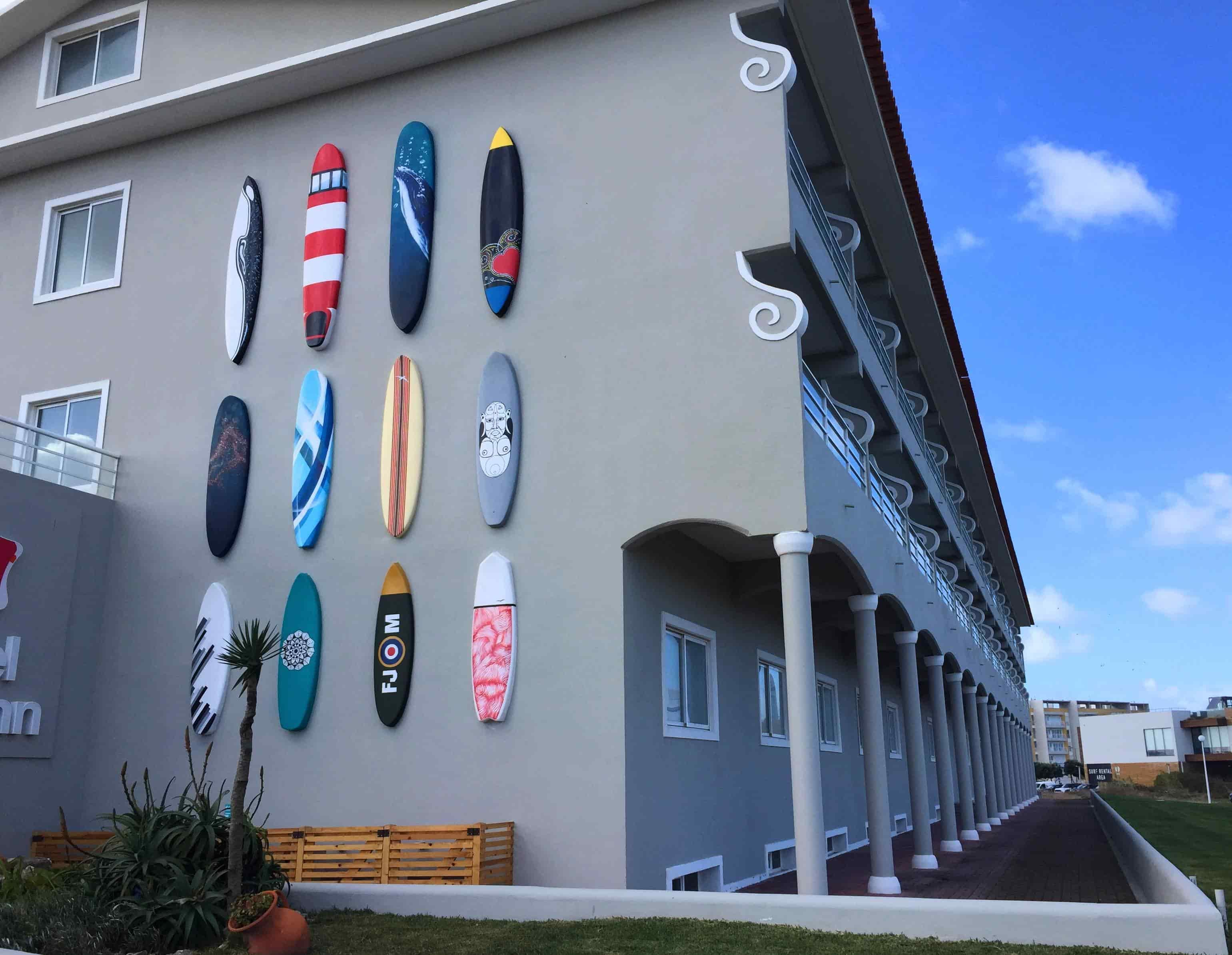 Surf house in Portogallo, dove trovarla