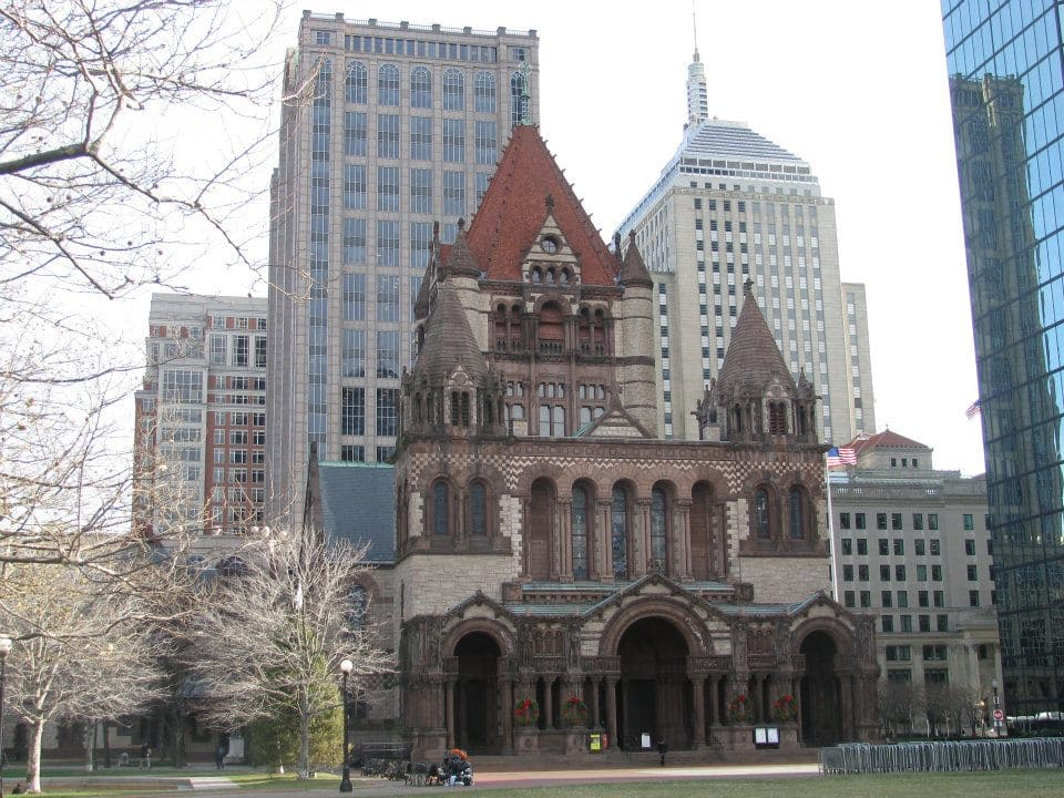 Trinity Church di Boston