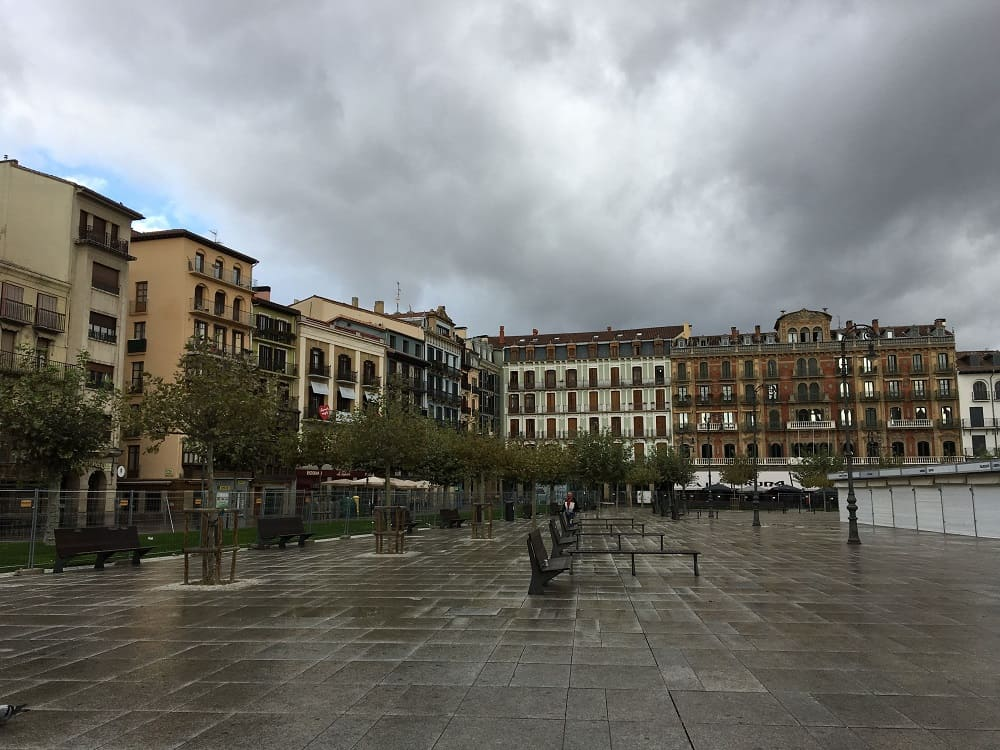 Pamplona, Plaza Castillo