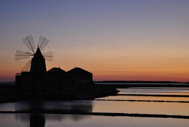 saline in Sicilia Occidentale, Marsala