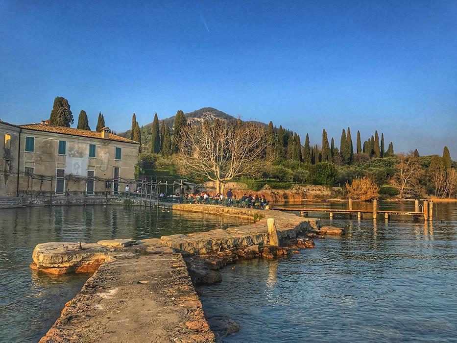 Punta San Virgilio, Garda, piccoli borghi autentici