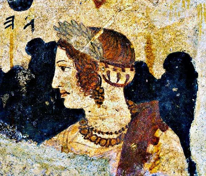 Tarquinia etrusca