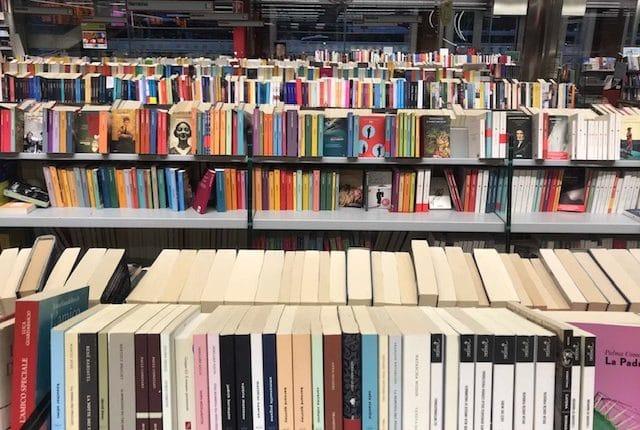 Borri Books libreria a Roma